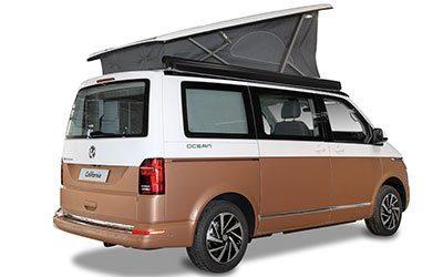 Volkswagen California California Beach Camper TDI 110KW (150CV) BMT DSG (2021)