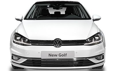 vw distribución del peso del golf 4