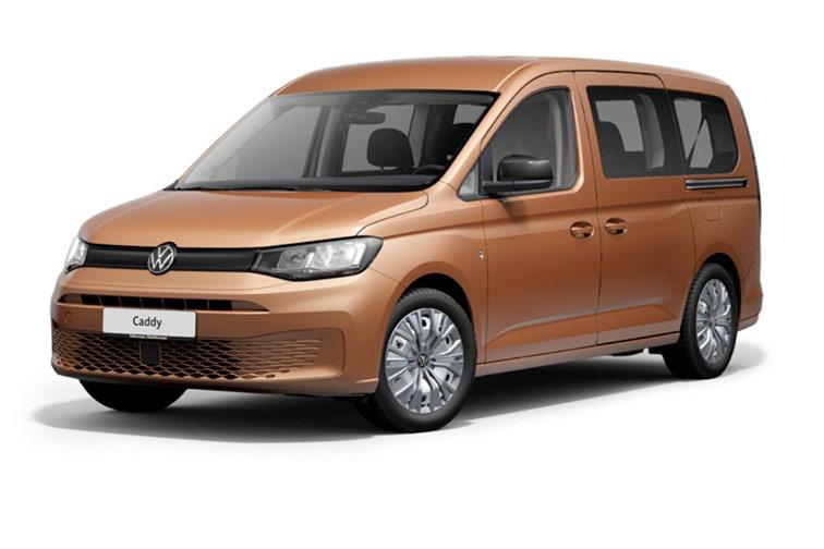 Imagen del Volkswagen Caddy Maxi