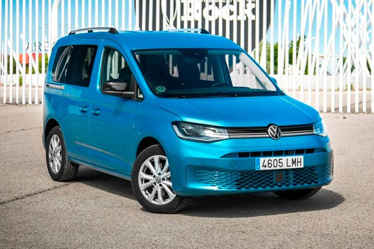 Imagen del Volkswagen Caddy