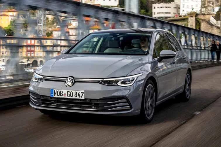 Imagen del Volkswagen Golf 5 puertas