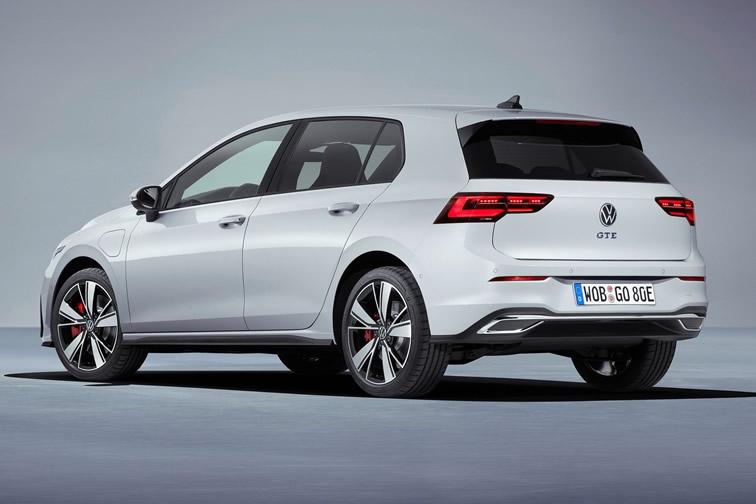 Imagen del Volkswagen Golf GTE
