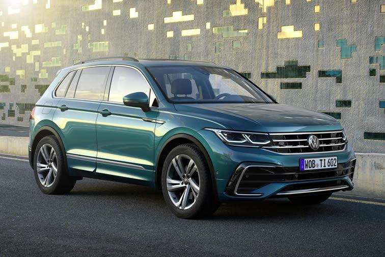 Imagen del Volkswagen Tiguan