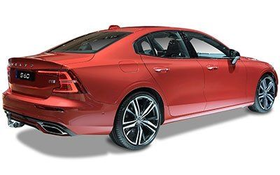 Volvo S60 S60 2.0 T4 Business Plus Auto (2020)