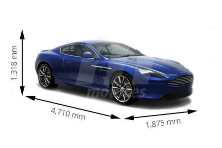 Medidas Aston Martin