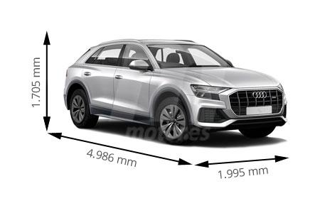 Audi Q8 Todos Los Precios Ofertas Y Versiones Motores