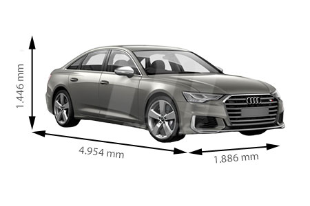 Medidas Audi