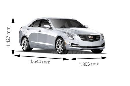 Medidas Cadillac