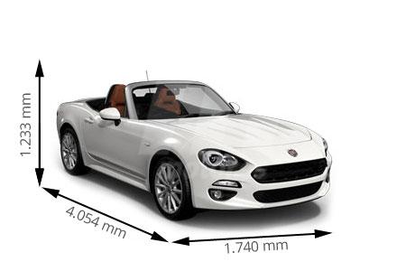 Medidas Fiat
