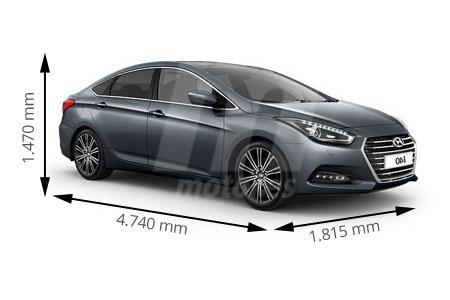 Medidas Hyundai