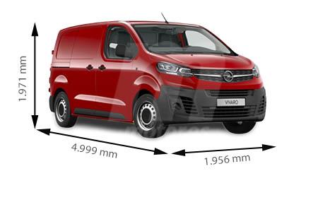 Medidas Opel
