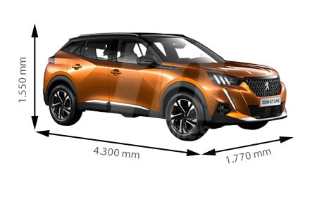 Medidas Ford Ecosport Longitud Anchura Altura Y Maletero Motor Es