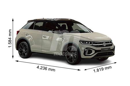 Medidas Volkswagen