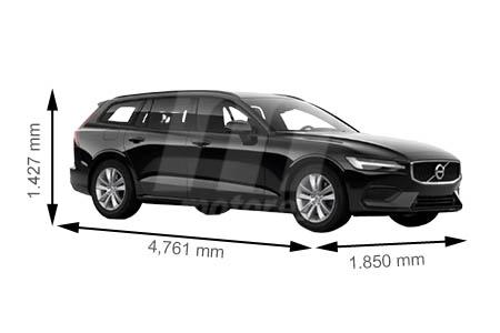 Medidas Volvo