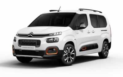 Citroën Berlingo Talla XL