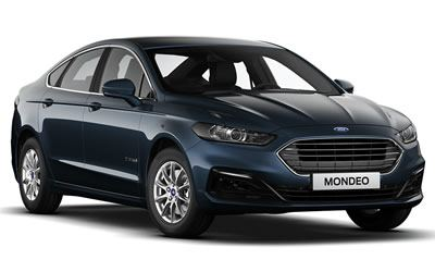 Ford Mondeo 4 puertas