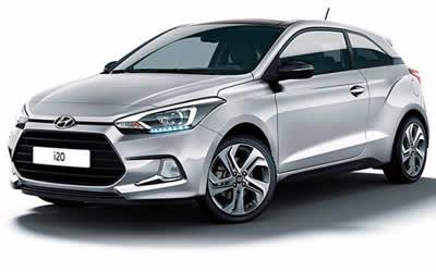 Hyundai i20 3 puertas