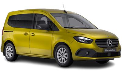 Mercedes Citan Citan 1.3 110 75kW Tourer Base Largo (2021)