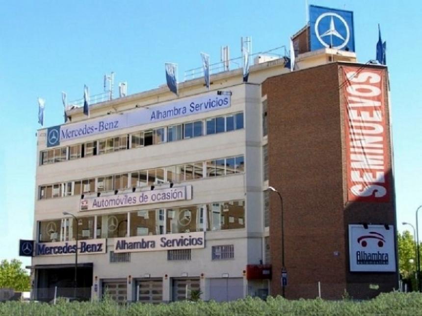 Feria del vehículo de ocasión de Automóviles Alhambra