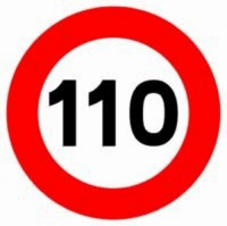 110 Km/h, nuevo límite de velocidad: Las primeras impresiones de los expertos