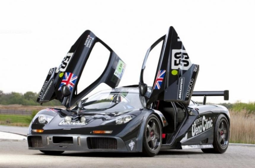 20 aniversario del McLaren F1