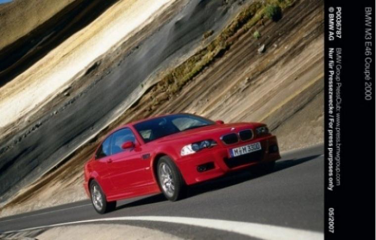 25 años del BMW M3