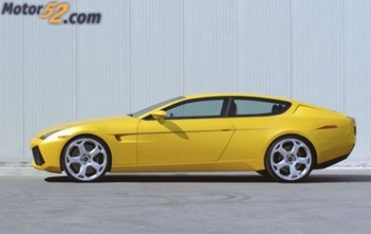 4 puertas para el Lamborghini Urus, el próximo modelo de la marca.