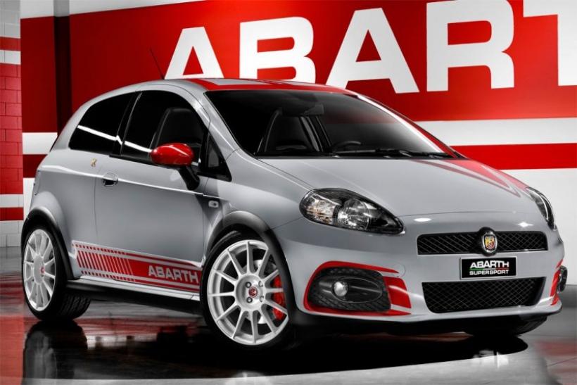 Abarth competiría en el Rally Mundial con el Punto