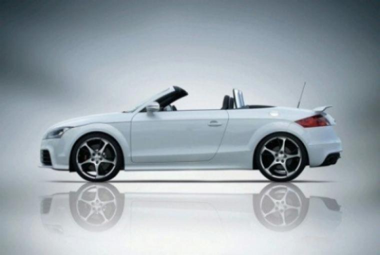 ABT presenta su versión del TT RS con 420 CV.