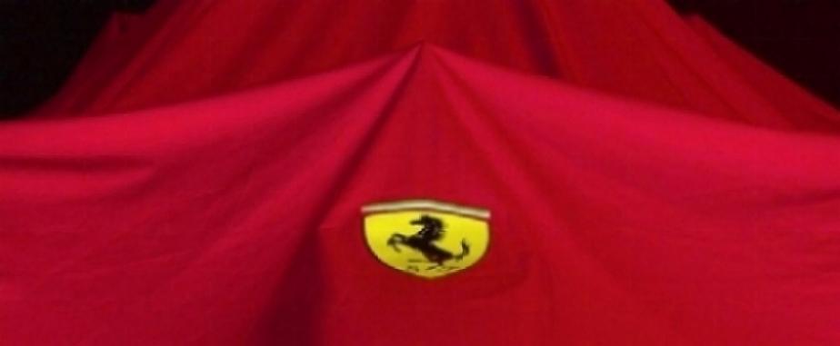 Agenda horaria de la presentación de Ferrari