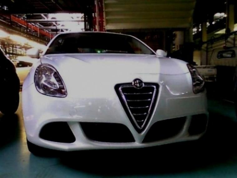 Alfa Milano, fotos espías del sustituto del Alfa 147