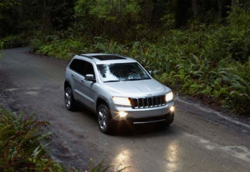 Alfa Romeo fabricará un SUV sobre una plataforma Jeep.