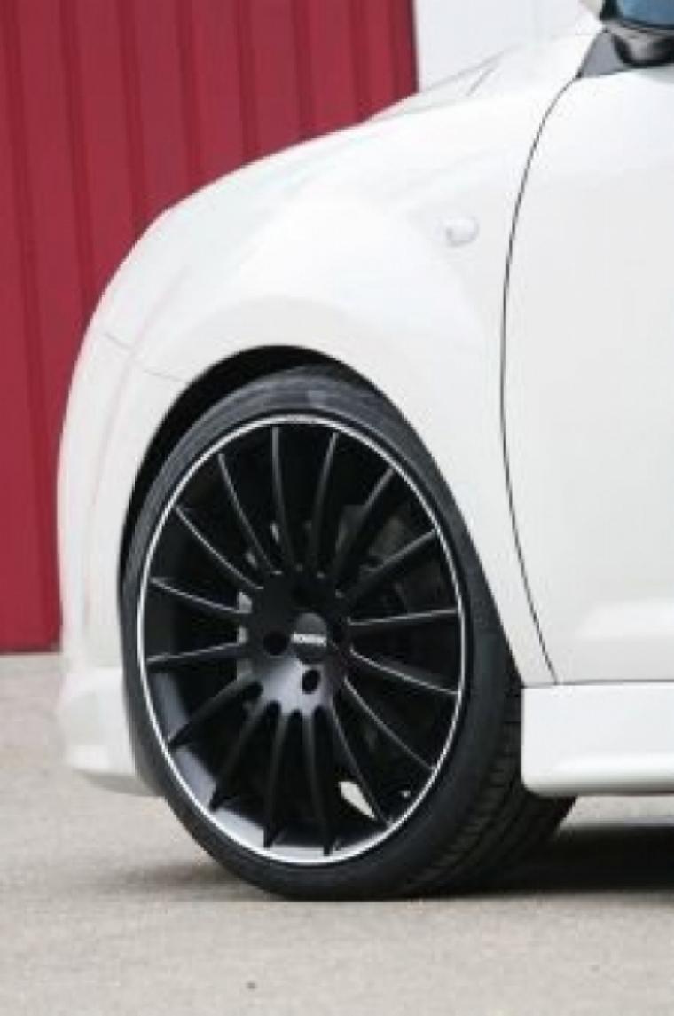 Alfa Romeo MiTo por Novitec