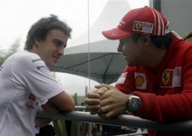 Alonso: Ferrari en 2010 es una apuesta segura