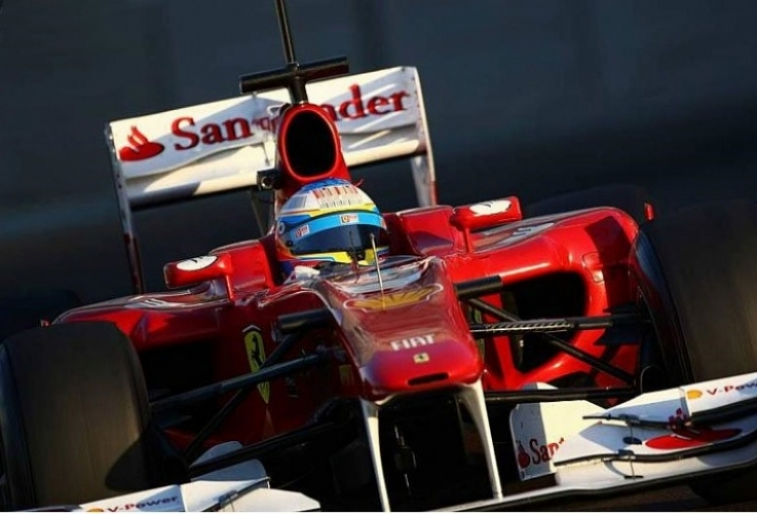 Alonso logra el último mejor tiempo del año