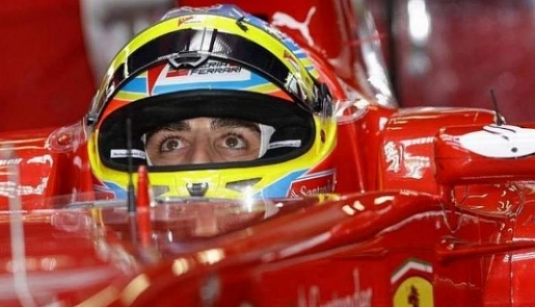 Alonso muy optimista con el F150th Italia