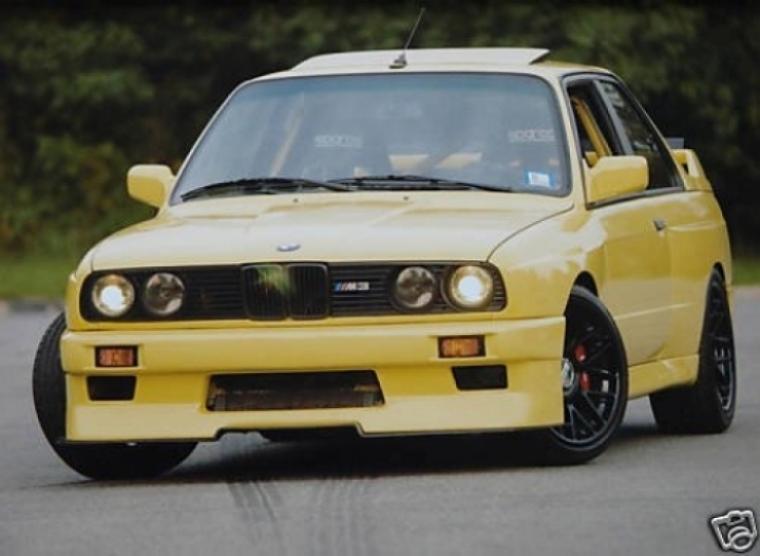 Antiguos anuncios de BMW