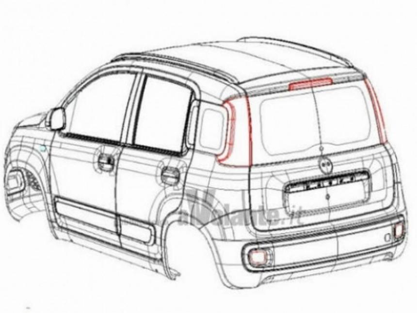 Así es el Fiat Panda 2012