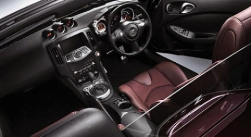 Así es el nuevo 370Z Roadster 2010