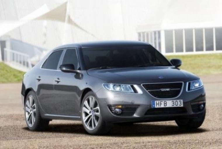 Así funciona el nuevo Saab 9-5.
