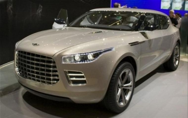 Aston Martin cancela el Lagonda.