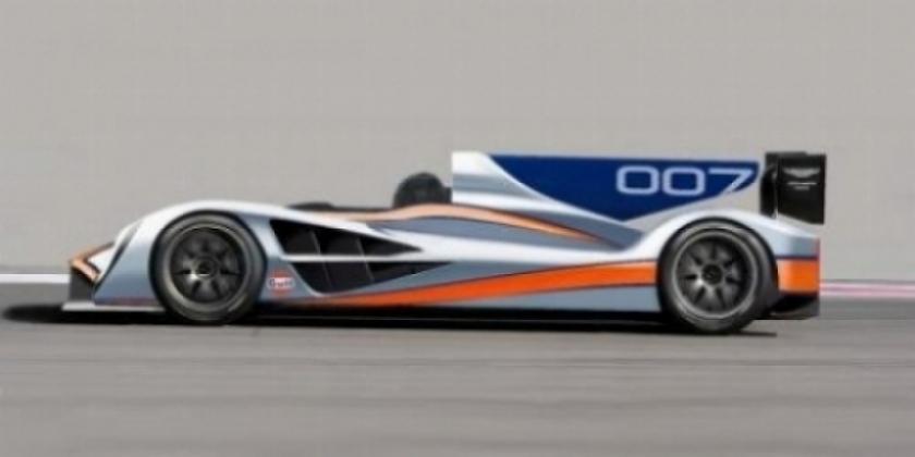 Aston Martin LMP1, un nuevo guerrero para las 24 de Le Mans.