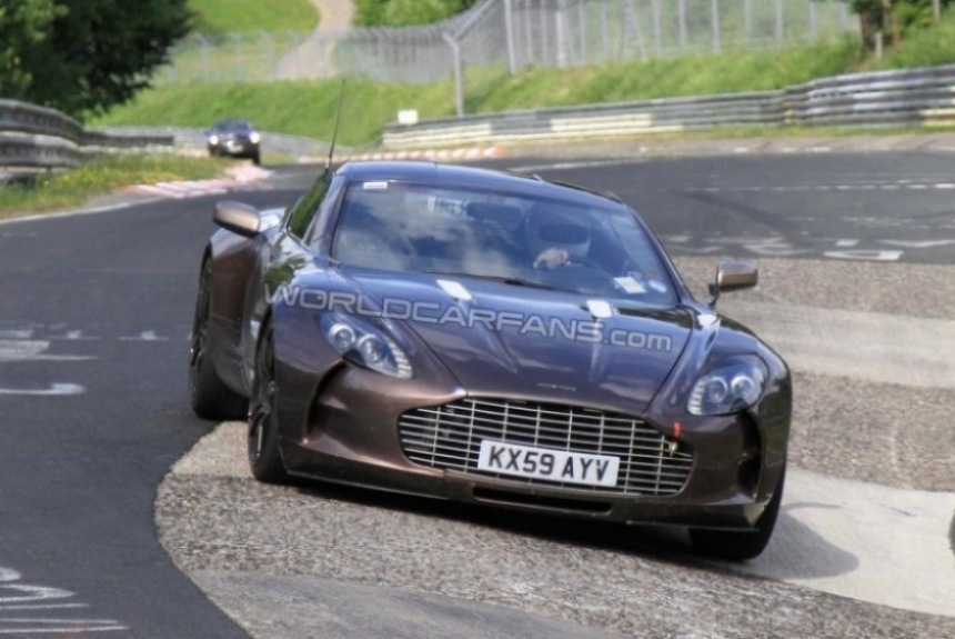 Aston Martin One-77, solo quedan 17 unidades