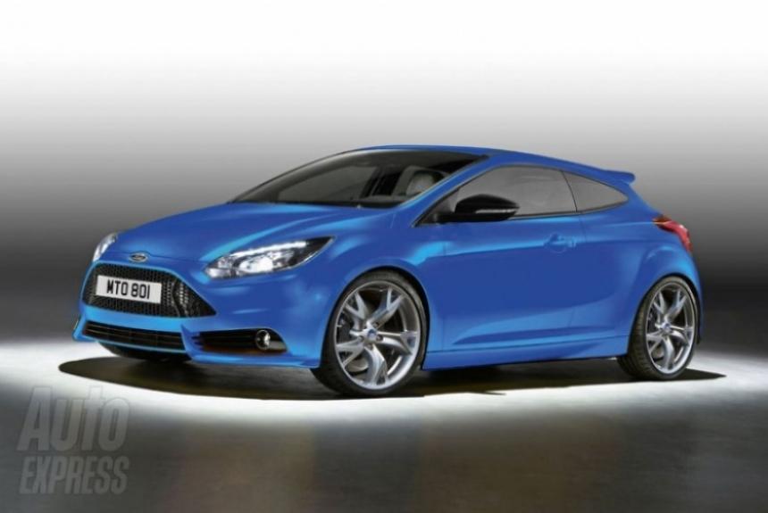 Atención, Ford ya tiene listo al nuevo Focus Coupé