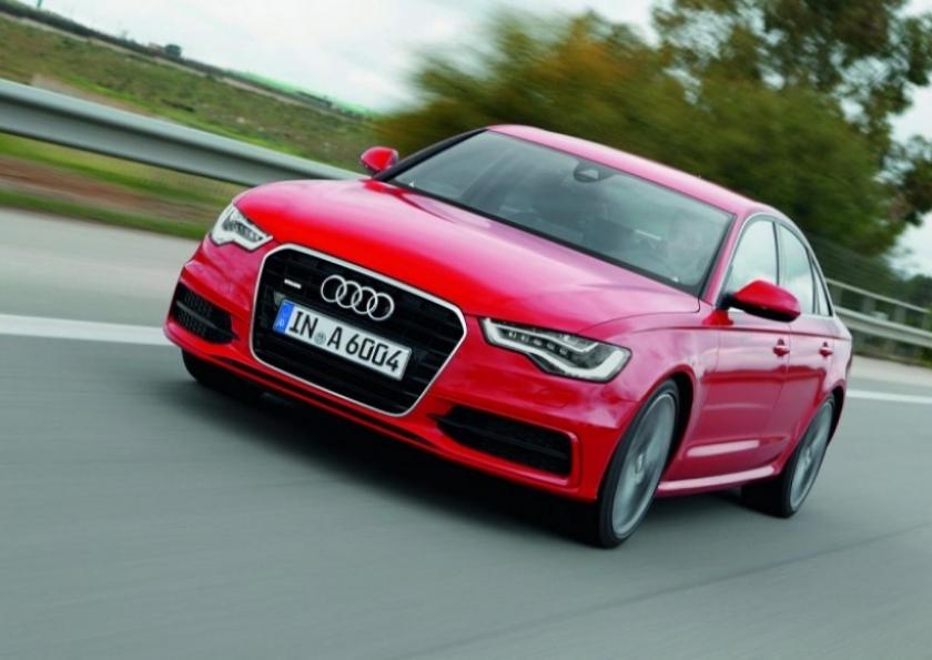 Audi A6 2012, aluminio en su estado más puro para conquistar y seducir