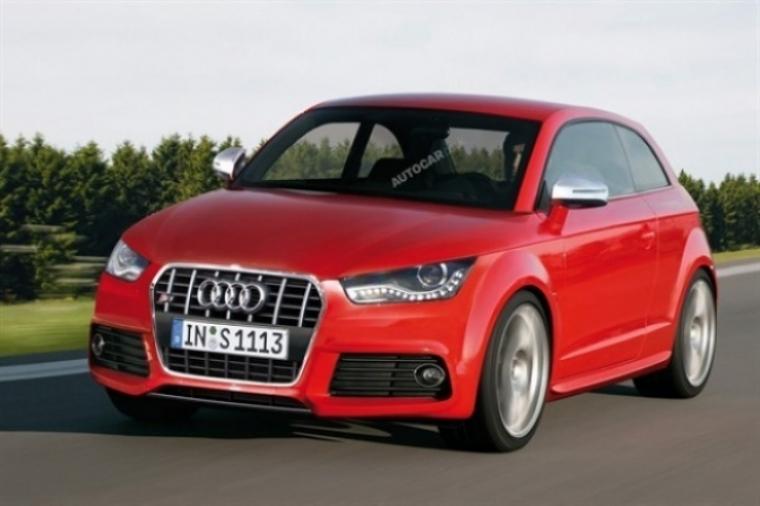 Audi confirma la producción del S1.