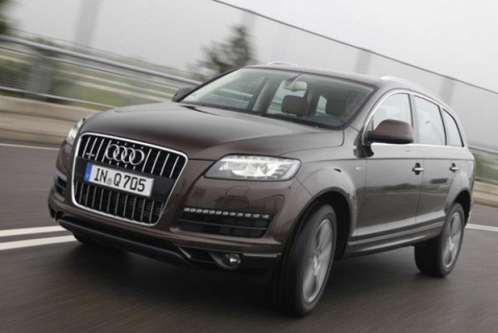Audi modifica la gama del Q7