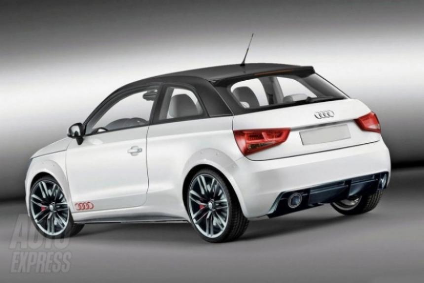 Audi prepara la llegada del S1 Quattro.