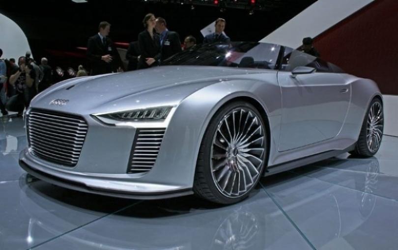 Audi quiere liderar el segmento de los coches eléctricos premium