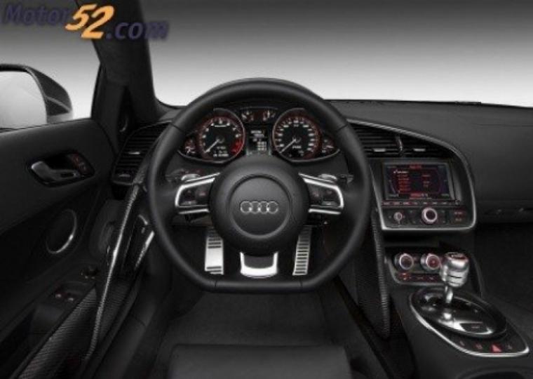 Audi R8 V10, deportivo de altos vuelos